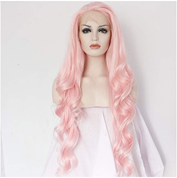 Ebingoo Handmade Women Synthetic Lace Front Wigs.