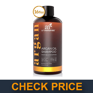 ArtNaturals Argan Hair Growth Shampoo
