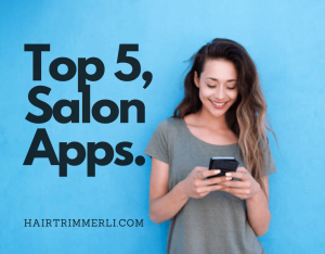 salon scheduling apps